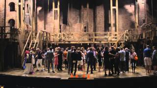Hamilton Opening Night - Cast Perspective