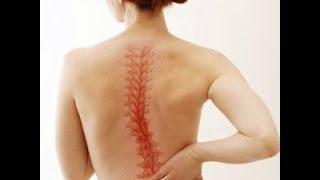 Смотреть онлайн Упражнение йоги для здоровой спины и позвоночника