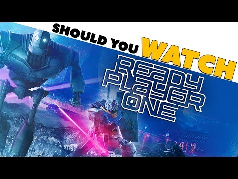 Should You Watch READY PLAYER ONE? – Movie Review