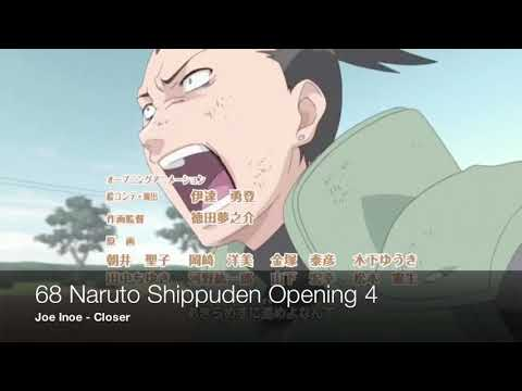 Download Best Naruto Openings And Endings Part 1 Video 3GP Mp4 FLV