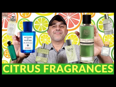 Top 21 Favorite Citrus Fragrances To Wear This Summer – Which Citrus Fragrances Are Your Favorites?