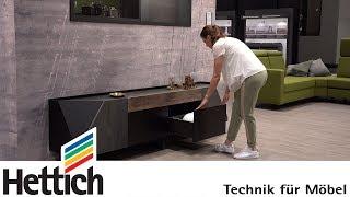 Sculptural home aesthetics! Dark designer sideboard