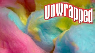 UNWRAPPED: How Cotton Candy Is Made | Food Network
