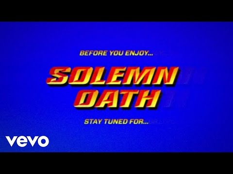 Band Of Horses - Solemn Oath (Lyric Video)