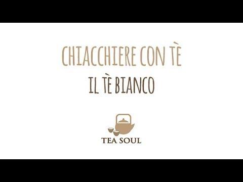"""""""Chiacchiere con tè"""" #13:  il tè Bianco"""