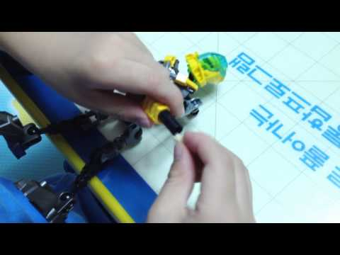 Vidéo LEGO Hero Factory 44012 : Evo