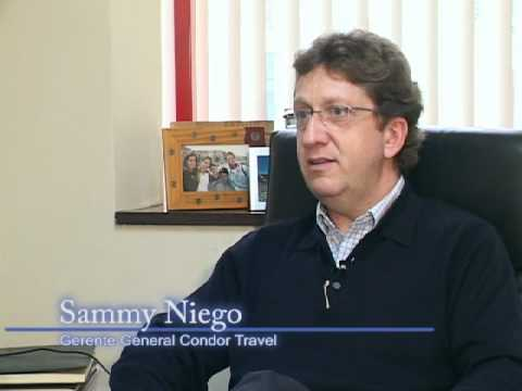 Entrevista al Gerente General de Condor Travel