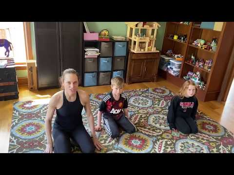 Image - An Easy Family Workout