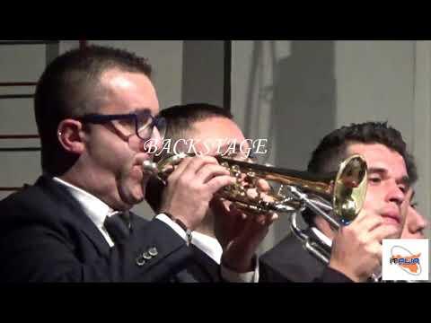 Bakstage del Concerto di fine Anno