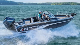 NITRO ZV19 Multi Species Fishing Boat