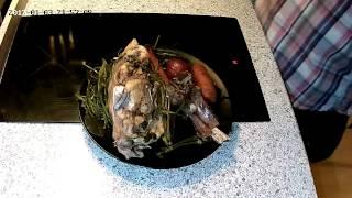 Рецепт куриного бульона без хлопот