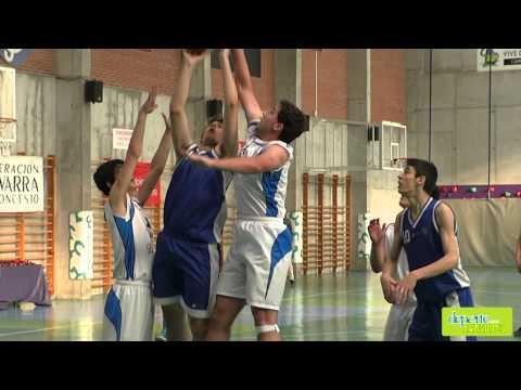 Final Júnior San Cernin VS Burlada Cámara Lenta (2)