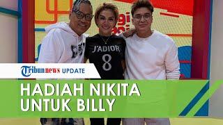 Nikita Mirzani Beri Tas Louis Vuitton Seharga Rp30 Juta untuk Ulang Tahun Billy Syahputra