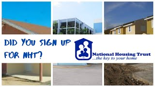 How to get your Jamaica National Housing Trust (NHT) pre approval letter