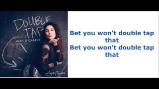 Jordin Sparks ft. 2 Chainz - Double Tap (lyrics)