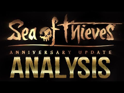MEGA UPDATE ANALYSIS // SEA OF THIEVES - Anniversary update is coming!