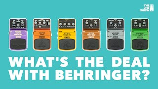 What's The Deal With Behringer?