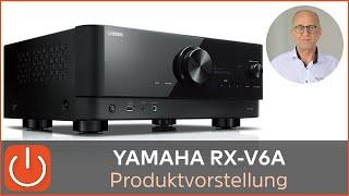 YAMAHA RX V6A - AV-Receiver 2020 - THOMAS ELECTRONIC ONLINE SHOP -