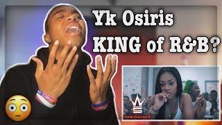 YK Osiris IS THE KING OF R&B FRFR! | Ann Marie Ft YK Osiris Secret | REACTION