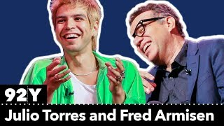 Julio Torres with Fred Armisen on My Favorite Shapes, Los Espookys, SNL, animals, banking, and more