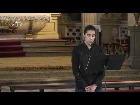 Vêpres du 20 septembre 2021 à Saint-Germain-l'Auxerrois