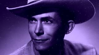Hank Williams - I'm So Lonesome I Could Cry (Studio Recording)