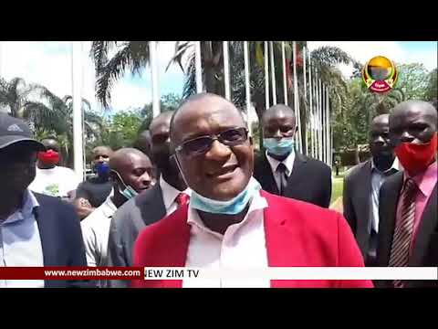 WATCH: They wanted me arrested before congress – Mwonzora