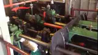 preview picture of video 'Paddle Steamer Pevensey hard at work in Echuca'