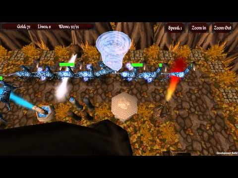 Video of Awakened Gods: Elementals TD