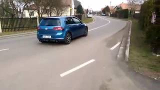 Golf VII 1 4 tsi (GTI exhaust) DSG fart (with mid muffler) Stage 1