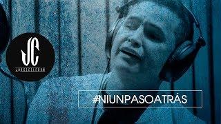 Ni Un Paso Atrás (Letra) - Jorge Celedon (Video)