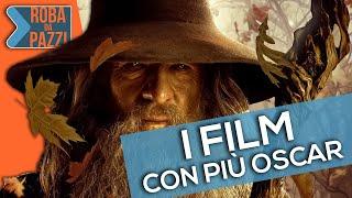 TOP 5  I Film Che Hanno Vinto Più Oscar