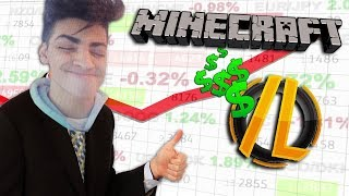 How To Make Tons of Money on a Minecraft Server