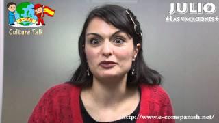 Ecomスペイン語聞き流しリスニング教材7月号