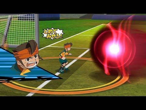 download inazuma eleven go strikers 2013 and emulador dolphin + save data