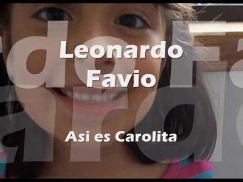 Música Así es Carolita