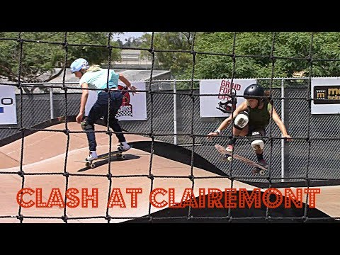 Fun with Arianna Carmona at Clash at Clairemont 2017