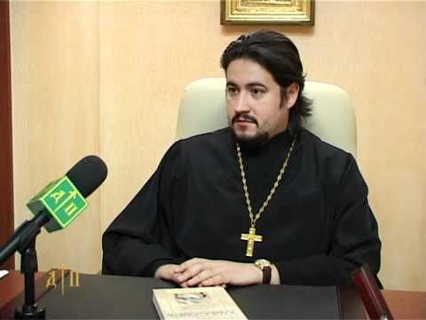 Видеосюжет о Свято-Казанском храме и Ростовском обществе православных врачей