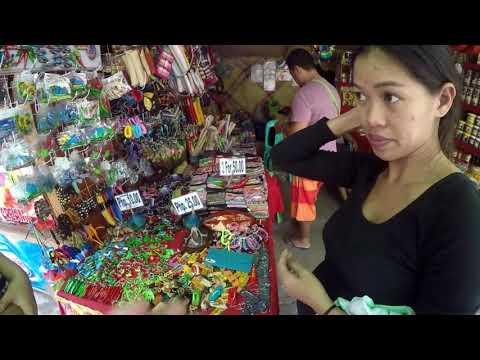 Cagsawa Legazpi Philippines 1 of 2 Vlog 336