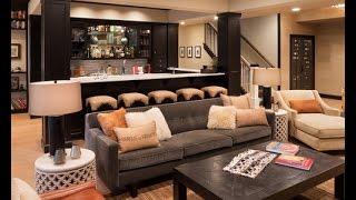 20 Most Stylish Basement Bar Ideas
