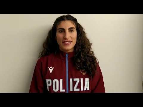 Giro d'Onore 2020 - Il saluto di Elisa Balsamo