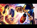 Sonic Riders: Zero Gravity Music Catch Me If You Can Ex