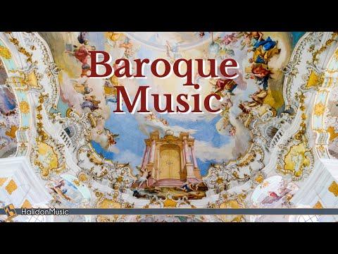 Baroque Music Collection - Vivaldi, Bach, Corelli, Telemann...