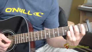 Johnny Cash - Cocaine Blues - Guitar Lesson (FOLSOM PRISON WAY TO PLAY IT)