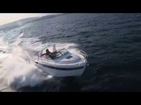 Bavaria S30 Open video