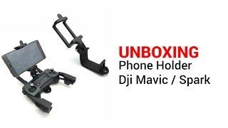 RC Phone Holder for DJI Spark DJI Mavic Pro