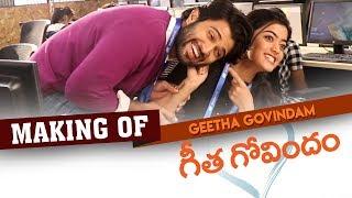 Making Of Geetha Govindam | Vijay Deverakonda | Rashmika | Gopi Sundar | Parasuram