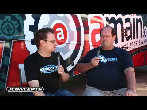 Catching up with Ron Schuur at the 2016 JConcepts Summer INS