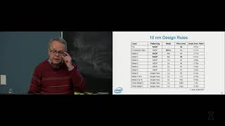 Integrated circuit scaling to 10 nm and beyond - Mark Bohr, Intel Senior Fellow