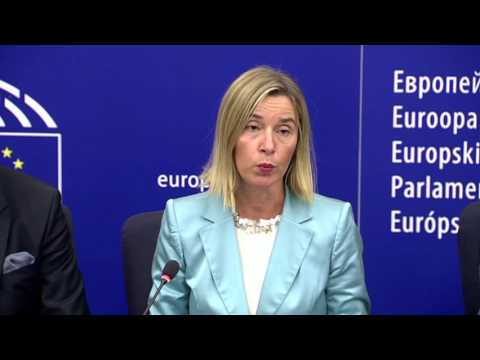 New European External Investment Plan - Press conference